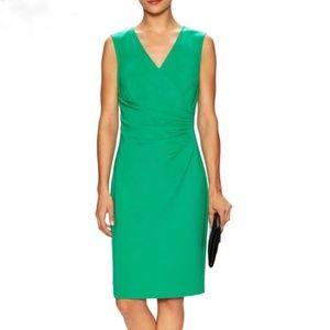 Diane von Furstenberg Layne Sheath Dress   C19